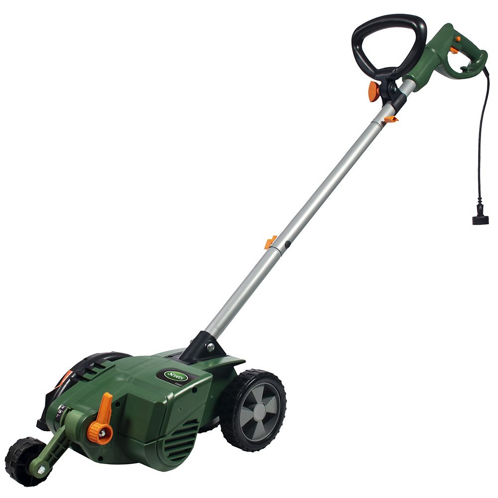 Scotts 7.5-inch Blade 11 Amp Motor Electric Lawn Edger