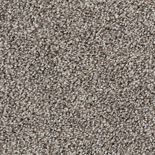 Portal Grey Dunes 12 ft. (366cm) X Custom Length Cut Pile Textured Indoor Carpet