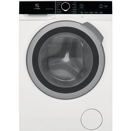 2.4 cu. ft. IQ Touch Front Load Washer with Steam in White - ENERGY STAR®