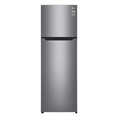 22-inch 9 cu. ft. Top Freezer Refrigerator in Platinum Silver, Apartment-Size, Counter-Depth