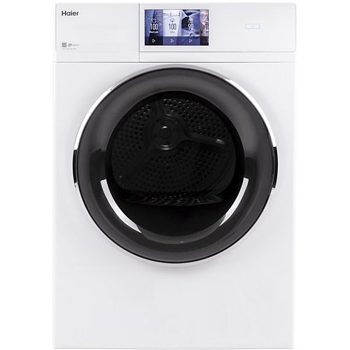 4.1 Cu. Ft. Electric Dryer White
