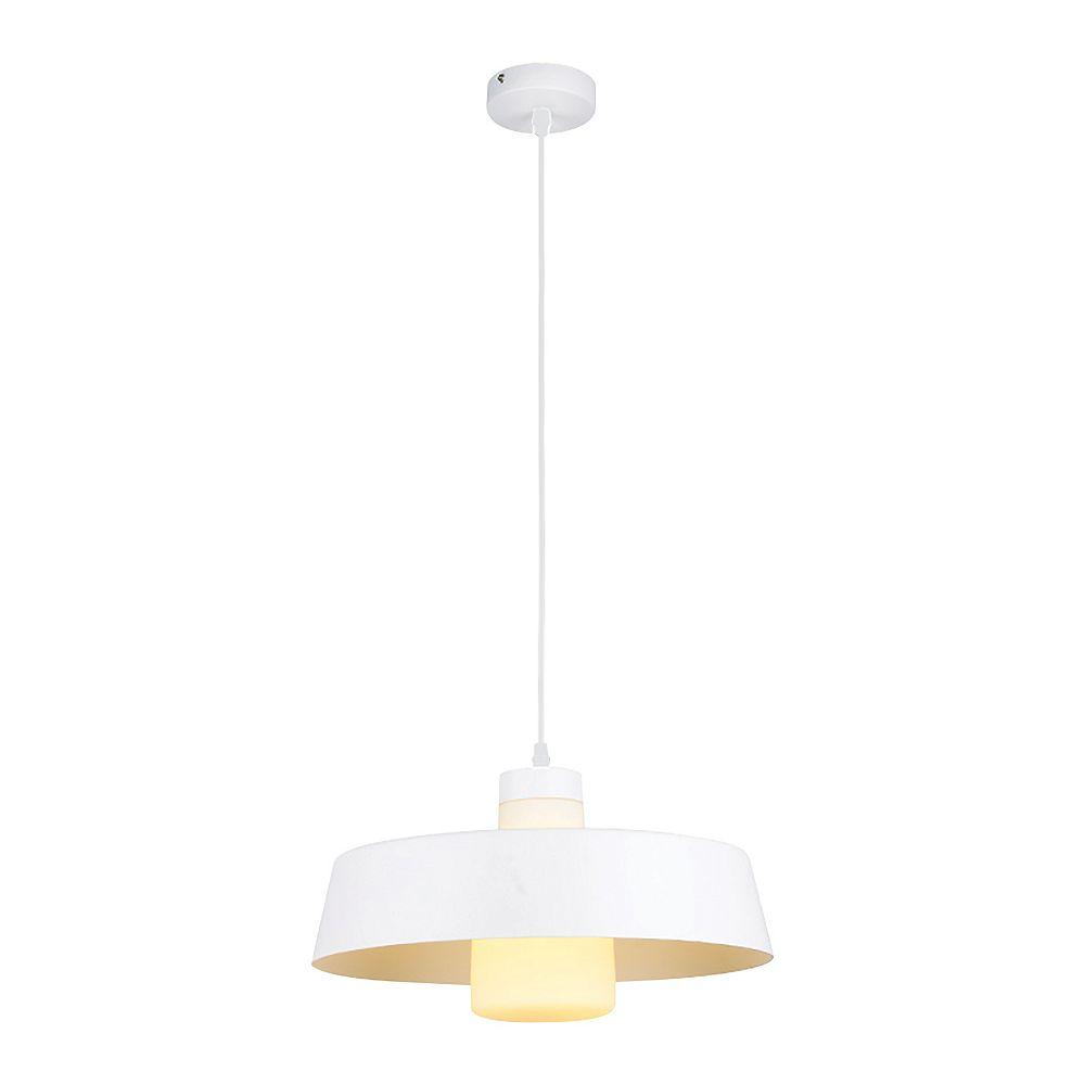 Lumirama PERRINO_Single pendant in white