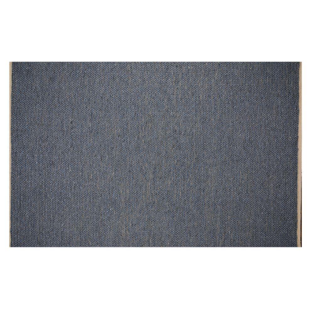 GENERIC/UNBRANDED Louisville Light Blue 8 ft. x 10 ft. Indoor Area Rug