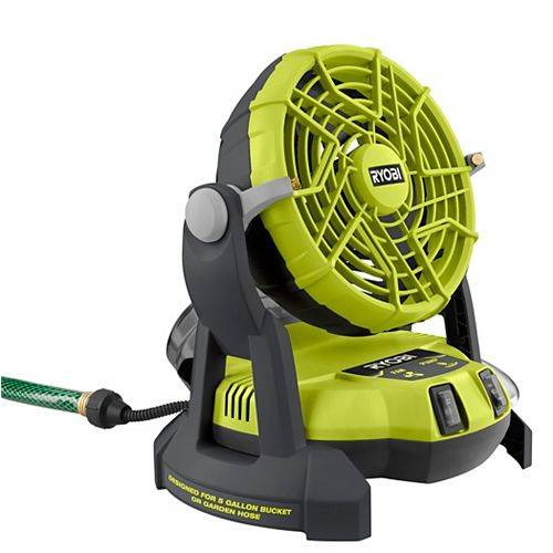 18V ONE+ Bucket-Top Misting Fan (Tool-Only)