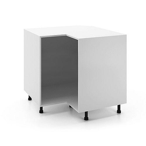 Base Corner Cabinet 36 inch White