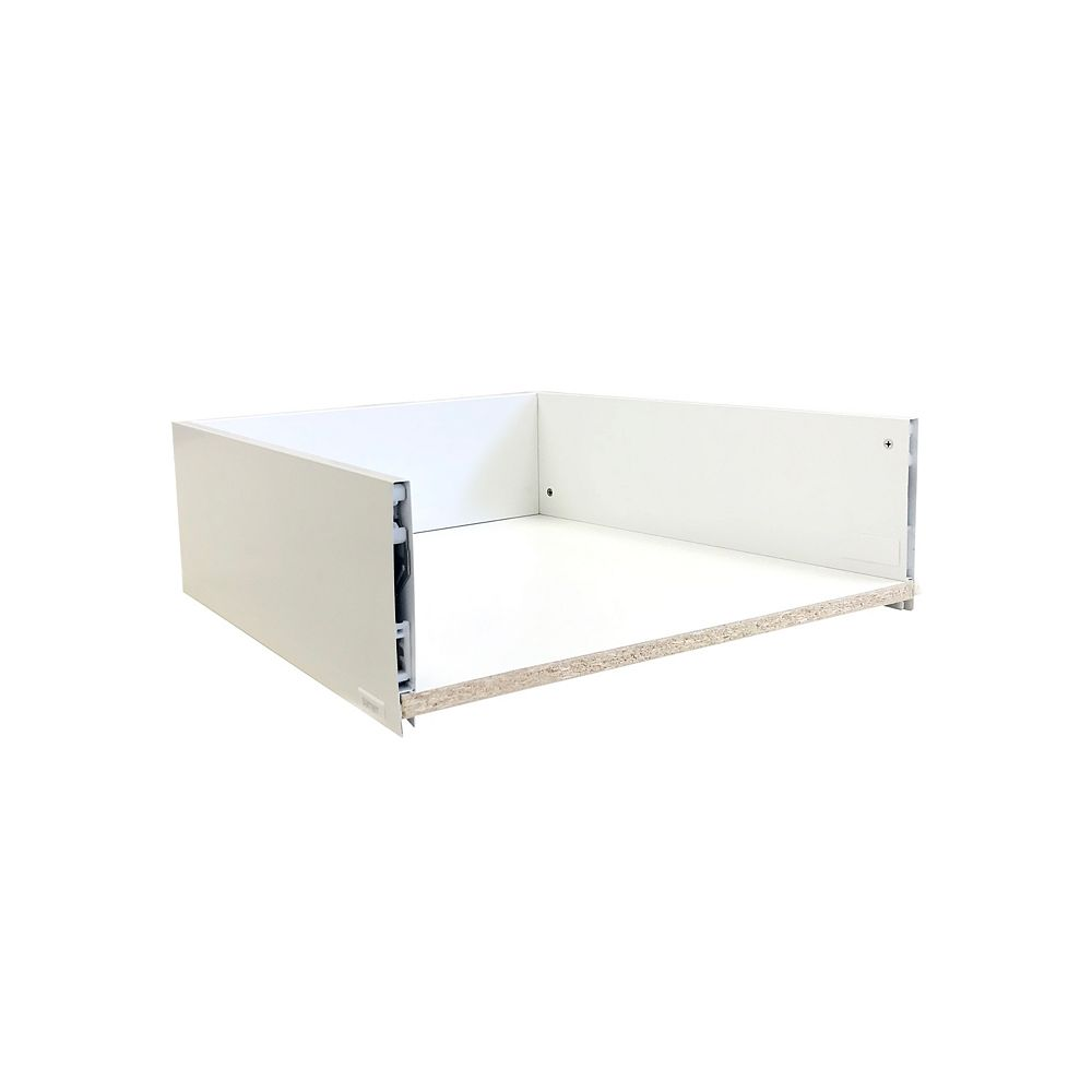 Eurostyle Deep Drawer 15 inch - Soft Close and Ready to Assemble