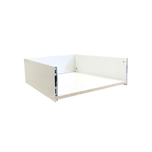 Deep Drawer 15 inch - Soft Close and Ready to Assemble