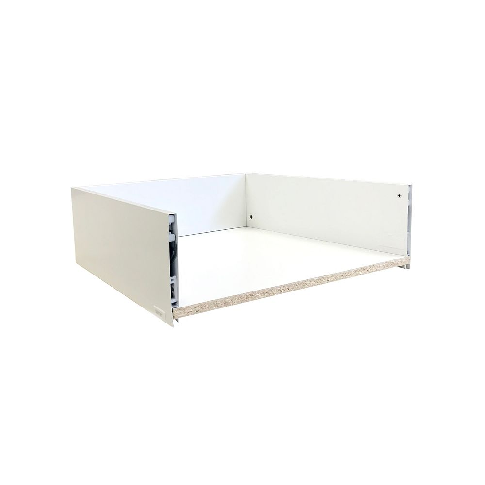 Eurostyle Deep Drawer 18 inch - Soft Close and Ready to Assemble