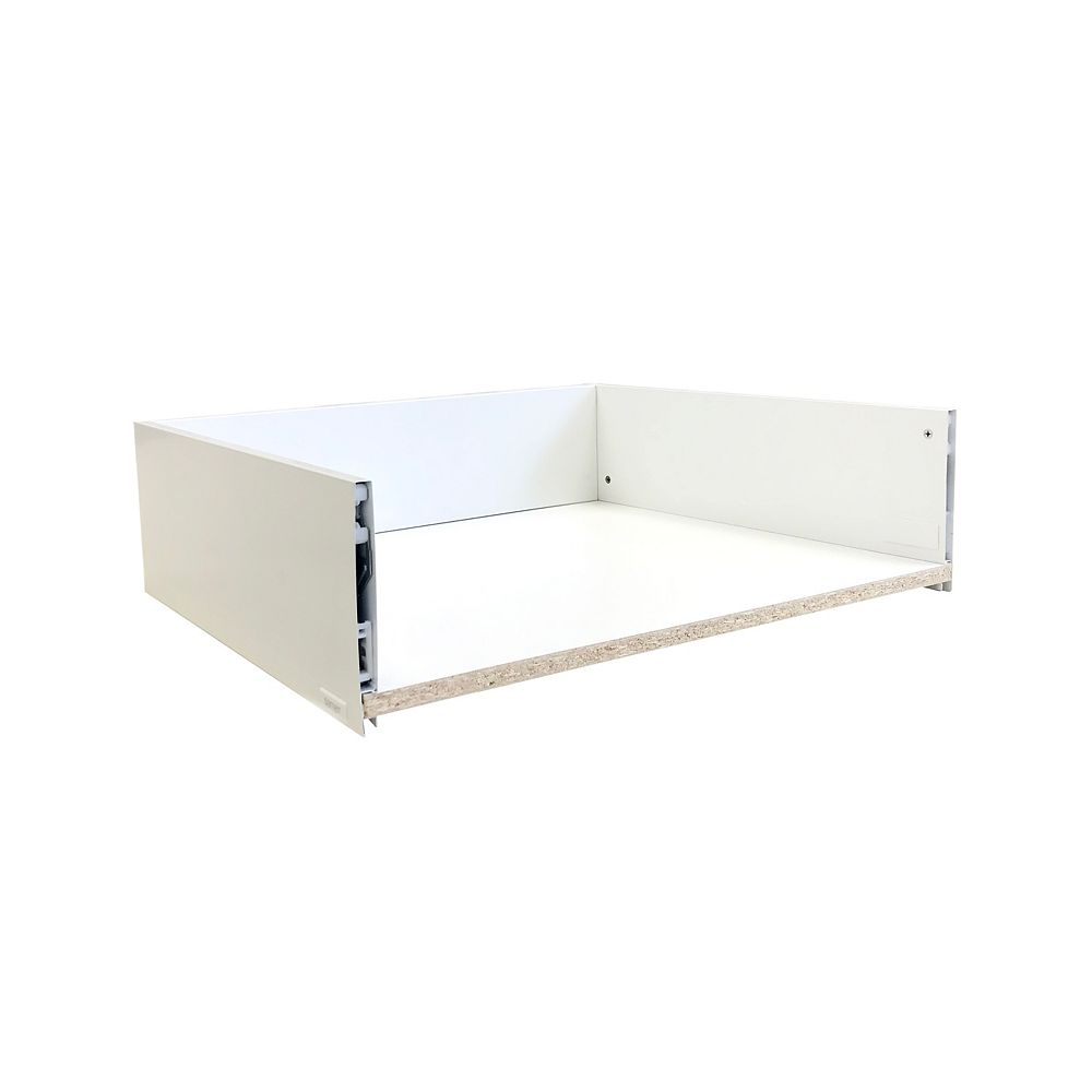 Eurostyle Deep Drawer 24 inch - Soft Close and Ready to Assemble