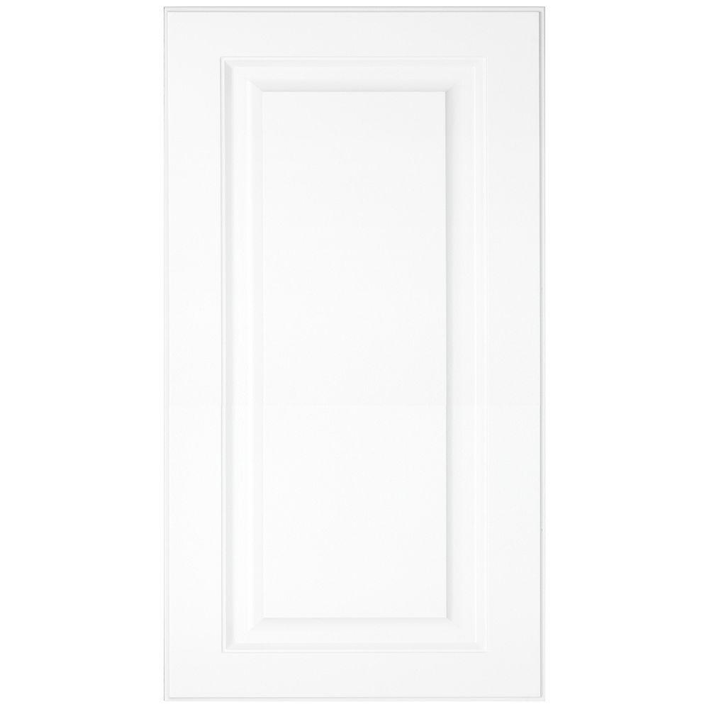 Eurostyle Florence - Door 17 x 30 inch - White Matt Thermofoil