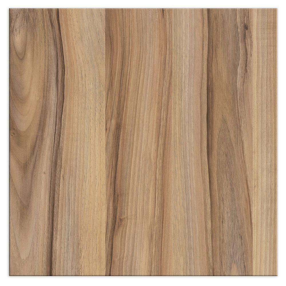 Eurostyle Zurich - Drawer Front 15 x 15 inch - Light Walnut Melamine