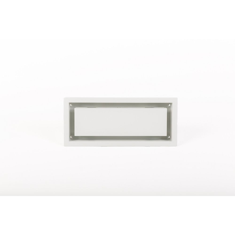 Aria Vent Inc. Drywall Lite Frame 4 inch X10 inch Vent Cover