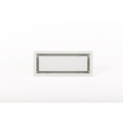 Drywall Lite Frame 4 inch X10 inch Vent Cover