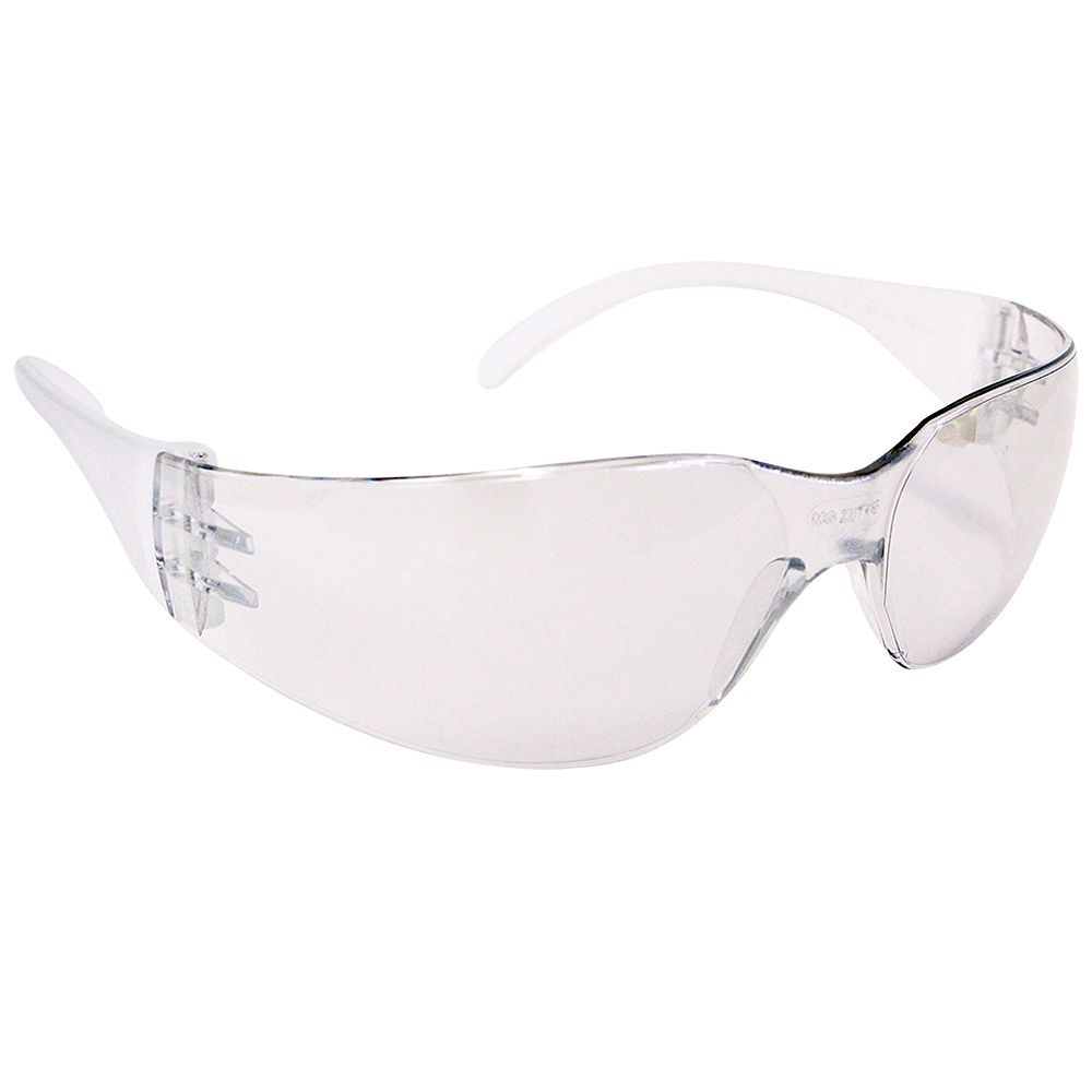HDX Clear Safety Glasses