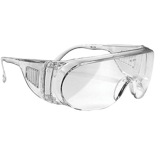 Clear Visitor Glasses