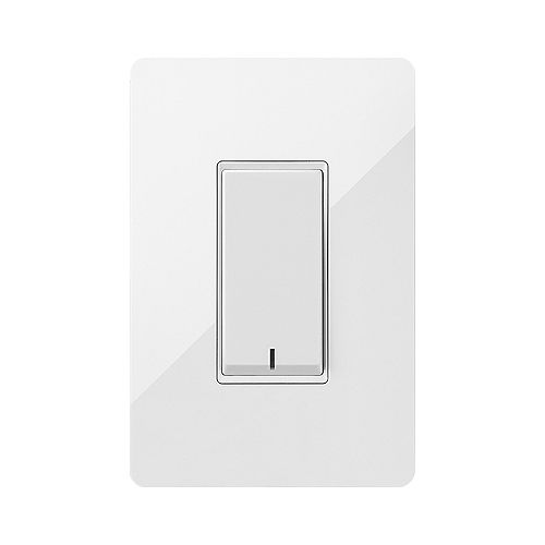 SPEX LIGHTING by Liteline WIZ SMART WHITE 3-WAY IN-WALL SWITCH
