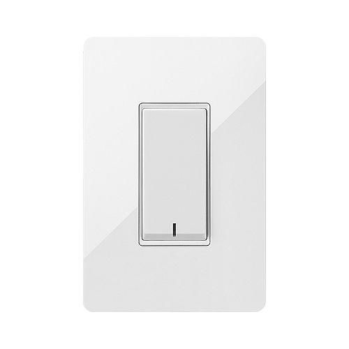 WIZ SMART WHITE 3-WAY IN-WALL SWITCH