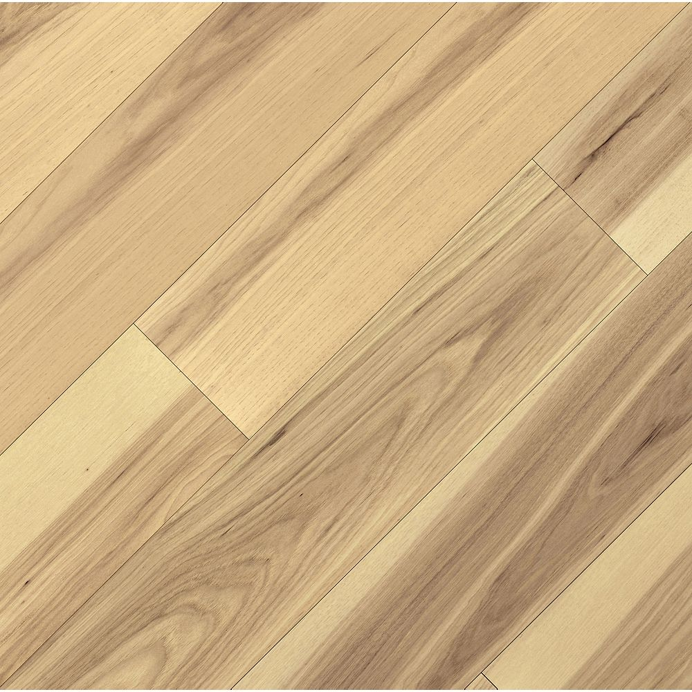 Dekor Pro Max Pure 1/2-inch x 6.5-inch x R/L Click Engineered Hickory Flooring (17.15 sq. ft./case)