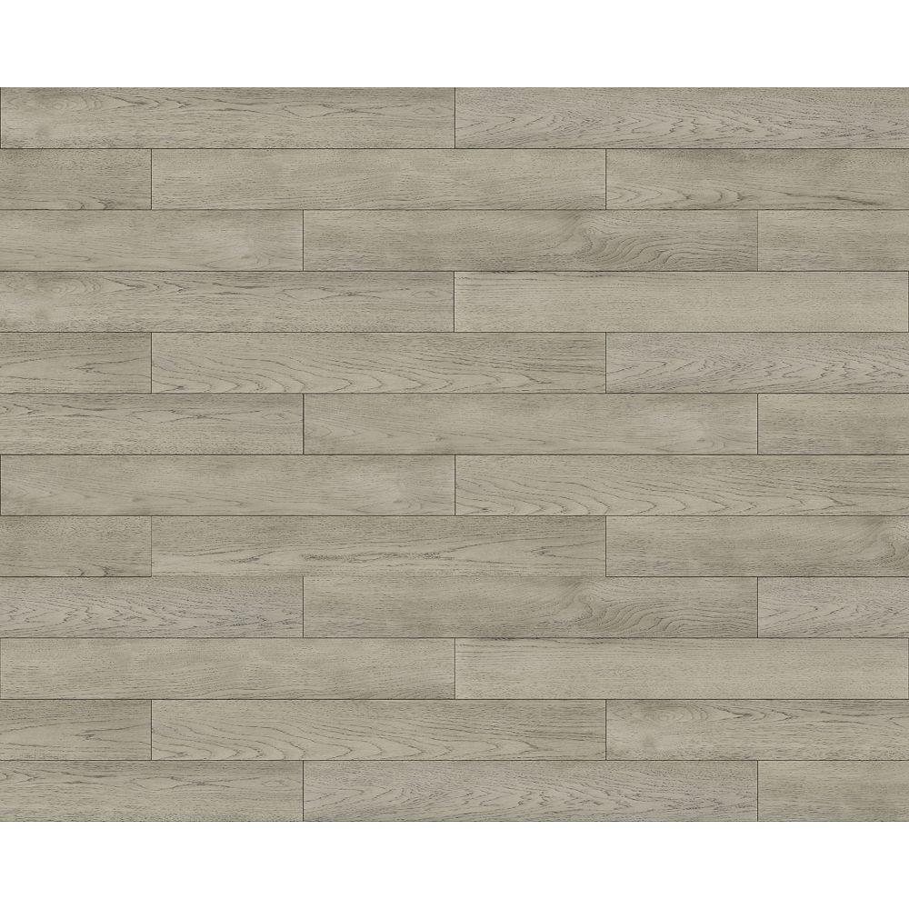 Power Dekor Heather 1/2-inch x 6.5-inch x Var. Length Click Engineered Hickory Flooring (17.15 sq. ft./case)