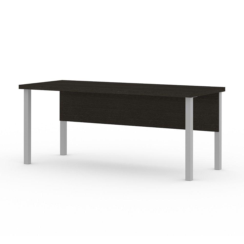 Bestar Pro-Linea Table Desk deep grey