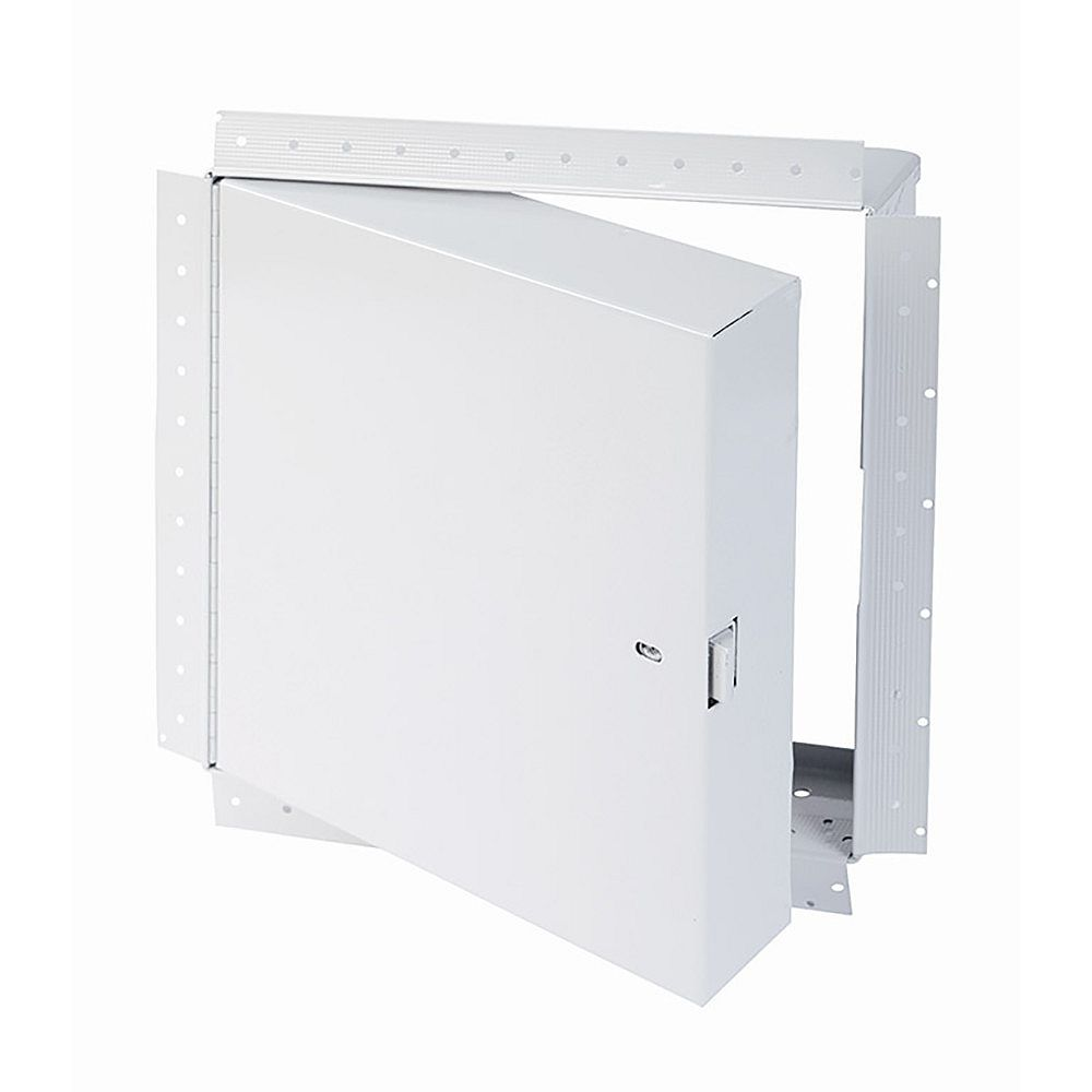 Best Access Doors 24 inchx 24 inch Fire Rated Insulated Access Panel with Mud In Flange