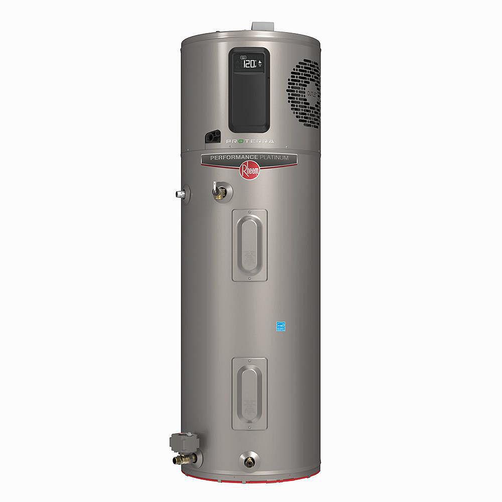 Rheem Rheem ProTerra 65G 10-Year Hybrid High Efficiency Electric Water Heater with Leak Detection & Auto Shutoff