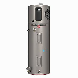 ProTerra 40G 10-Year Hybrid High Efficiency Electric Water Heater with Leak Detection & Auto Shutoff