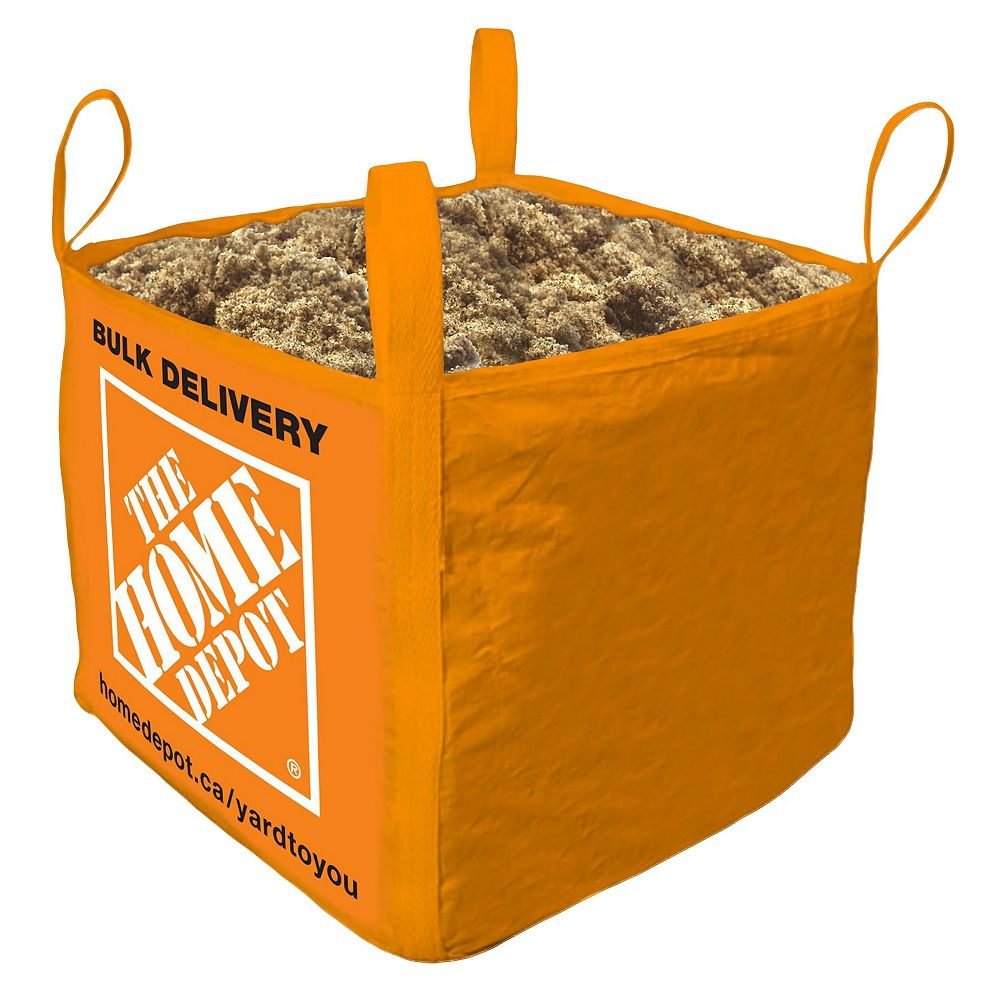 undefined Winter Salt & Sand Mix - Bulk Bag Delivered - 1 Cubic Yard