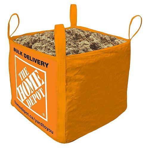Winter Salt & Sand Mix - Bulk Bag Delivered - 1 Cubic Yard