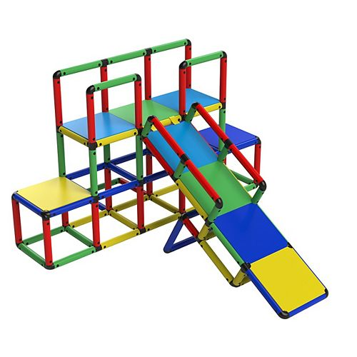"""FUNPHIX Create and Play Life Size Structures """"All in 1 Set"""" - Indoor/Outdoor Toy"""