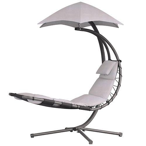 The Original Dream Chair in Cast Silver