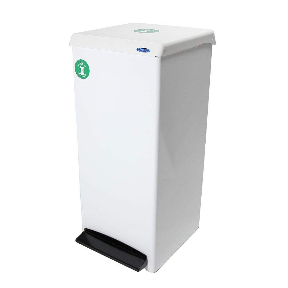 Frost Frost 305 Step On Waste Receptacle - Organic