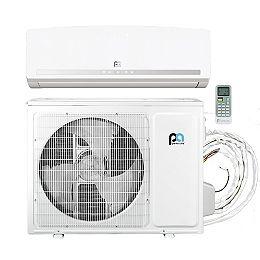 12,000 BTU 22.0 SEER Quick Connect Mini-Split Heat Pump Kit, Covers 500 Sq. Ft. (115V)