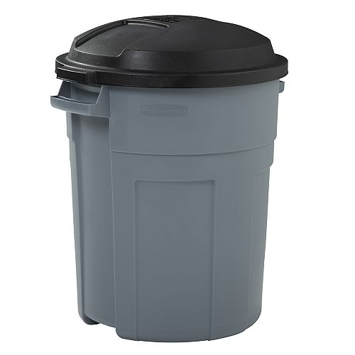 Rubbermaid 75.5L Refuse Can
