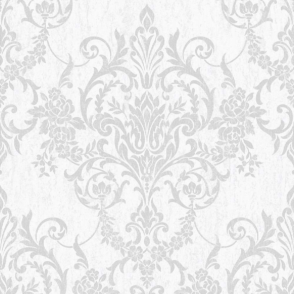 Graham & Brown Wallcoverings Victorian Damask Gold Removable Wallpaper