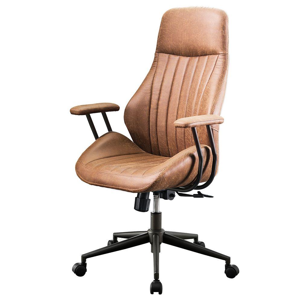 OVIOS Brown Office Chair