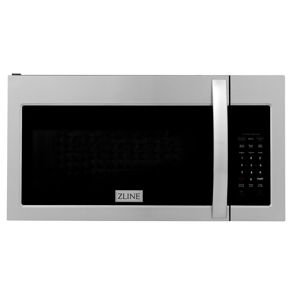 ZLINE Kitchen and Bath Over the Range Microwave Oven in Stainless Steel