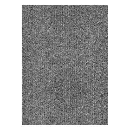 6 ft. x 8 ft. Grey Indoor/Outdoor Rug