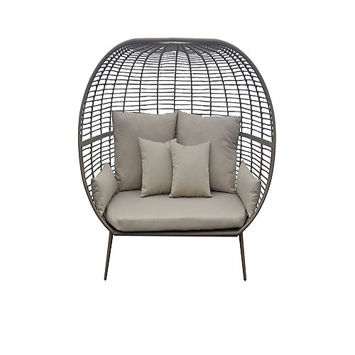Outdoor Loveseat W Cushions