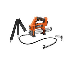 18V Lithium-Ion Cordless Grease Gun (Tool-Only)