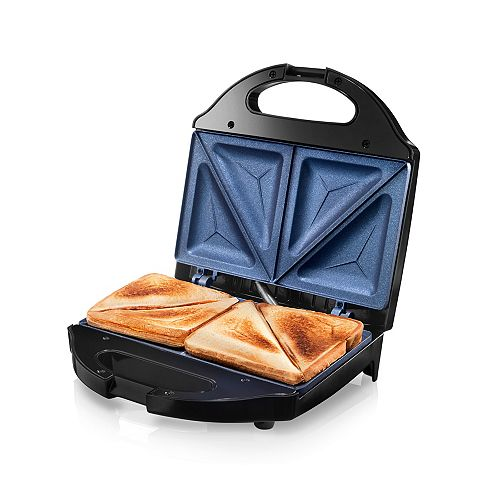 Granite Stone Diamond Classic Blue Non-Stick Diamond Infused Sandwich Maker
