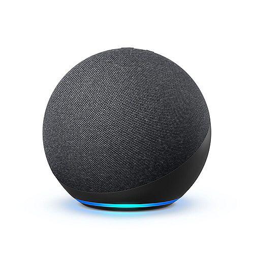 Echo Smart Speaker (4th Gen) Charcoal
