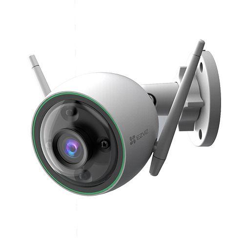 EZVIZ C3N 1080p Outdoor Smart Wi-Fi Security Camera with Three Night Vision Modes