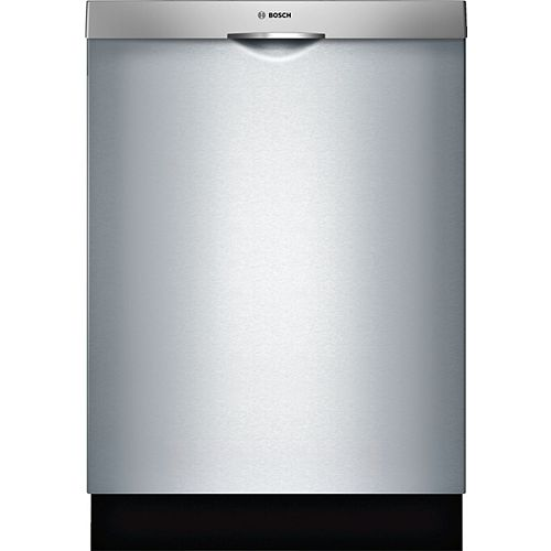 300 Series 24-inch Top Control Dishwasher in Stainless Steel, 46 dBA ENERGY STAR®