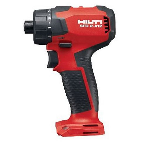 Hilti 12-Volt Lithium-Ion Cordless Brushless 1/4 in. Hex SFD 2-A Screwdriver (Tool Only)