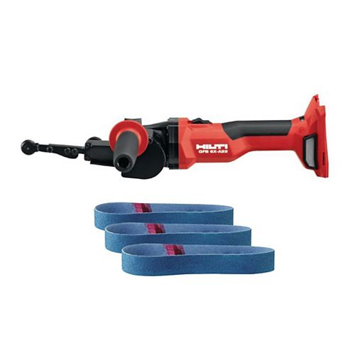 Hilti 22-Volt Lithium-Ion Cordless Band File GFB 6X-A22 (Tool Only)