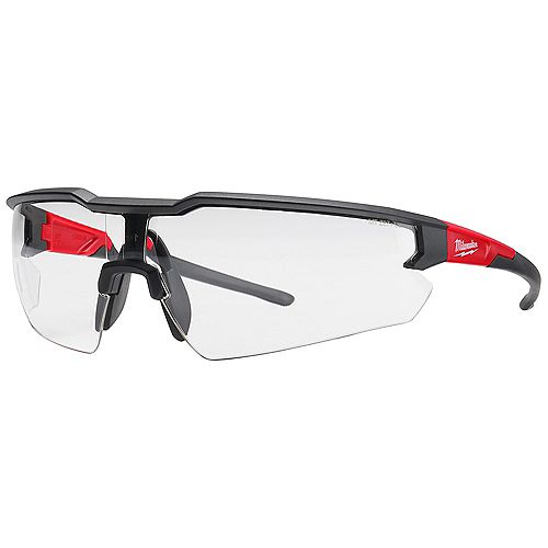 Safety Glasses with Clear Anti-Scratch Lenses