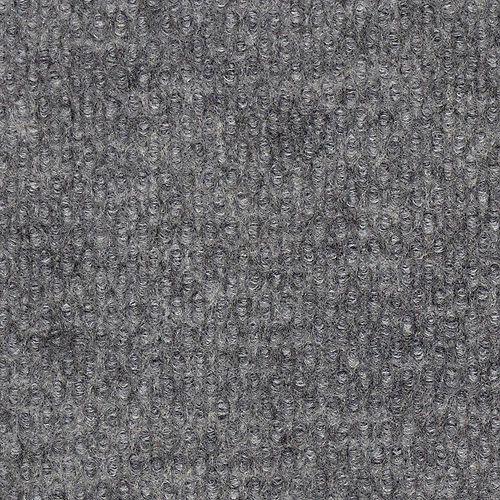 Vista Grey Hobnail 12 ft./366cm x Custom Length Outdoor Carpet