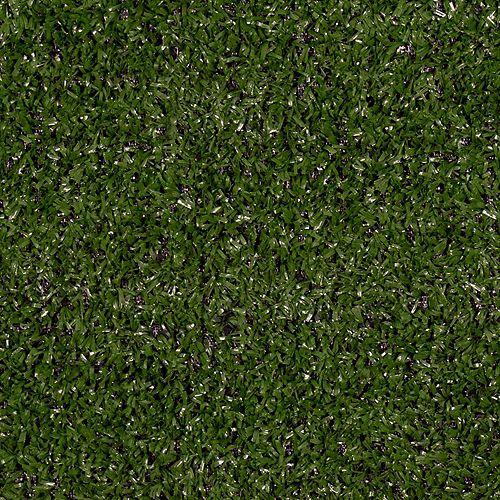 Fairway Green 12 ft./366cm x Custom Length Outdoor Artificial Turf Carpet