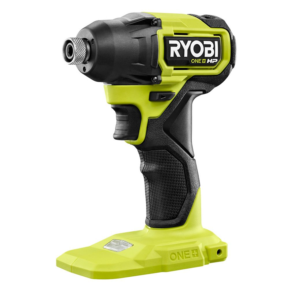 RYOBI 18V ONE+ HP Brushless Cordless Compact Impact Driver (Tool-Only)